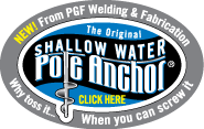 shallow water anchor
